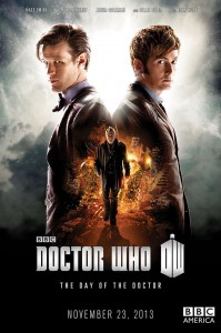 Doctor Who  film poster