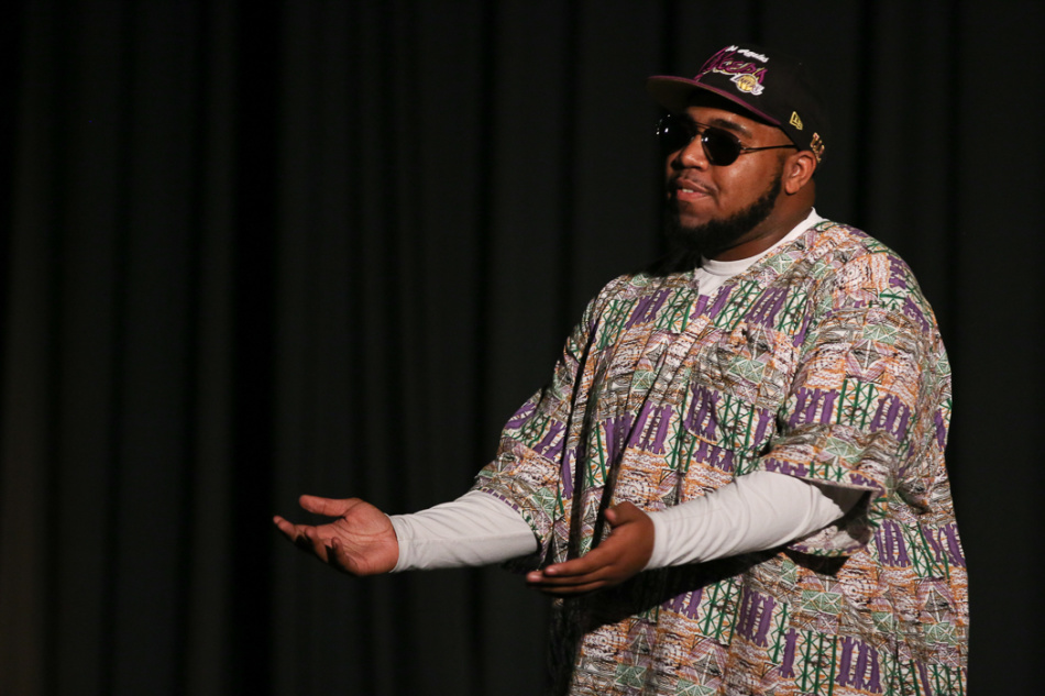 Gallery: Homecoming Talent Show