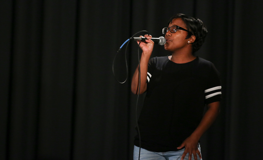 Homecoming brings talent to the university