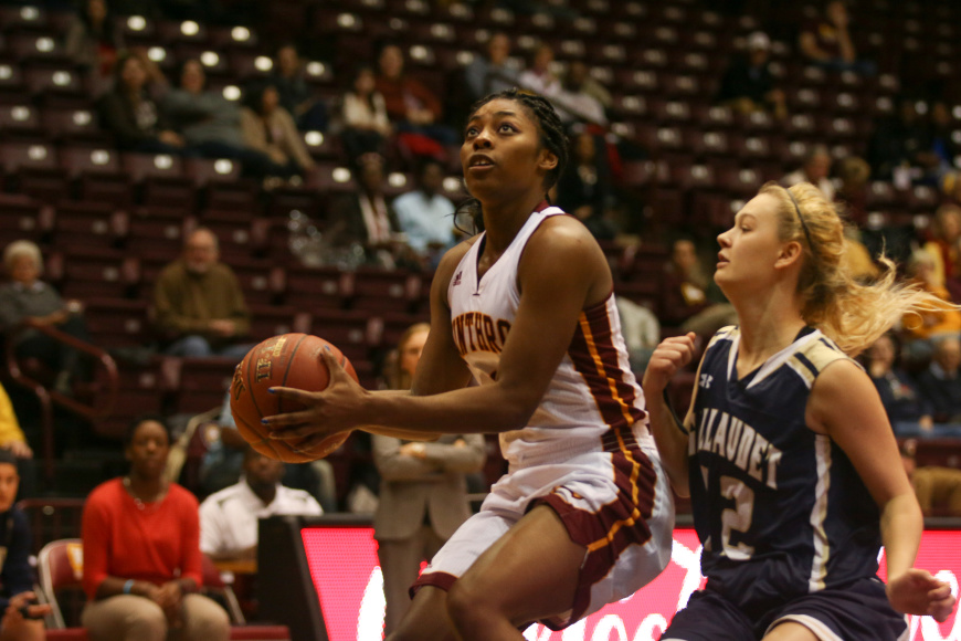Winthrop women set to take on Furman