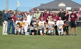 Women's soccer falls in the Big South Quarterfinals