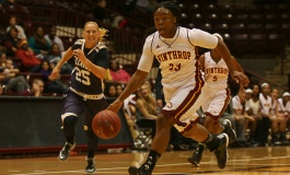 Lady Eagles roll past Gallaudet